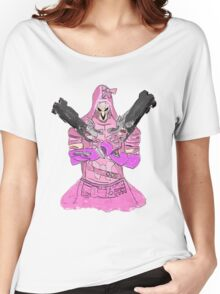 Overwatch- Girly Reaper Women's Relaxed Fit T-Shirt