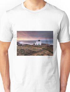 Black Rocks Point Lighthouse Unisex T-Shirt