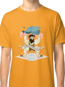strongest man on earth  Classic T-Shirt