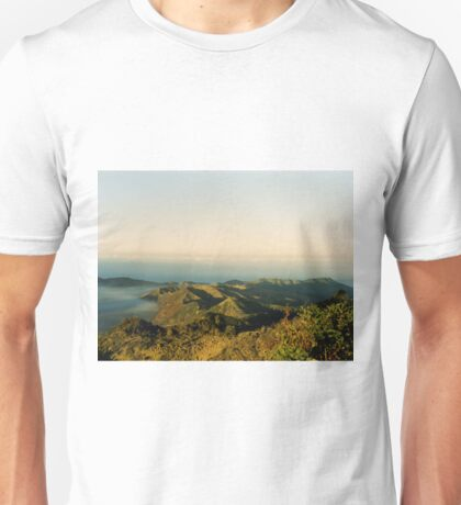 Rocky mountains Unisex T-Shirt