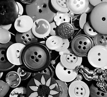 button collection by Janine Paris
