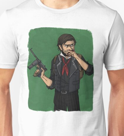 cartoon booker dewitt Unisex T-Shirt