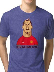Ibra utd Tri-blend T-Shirt