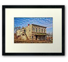 Elberon Hotel Framed Print
