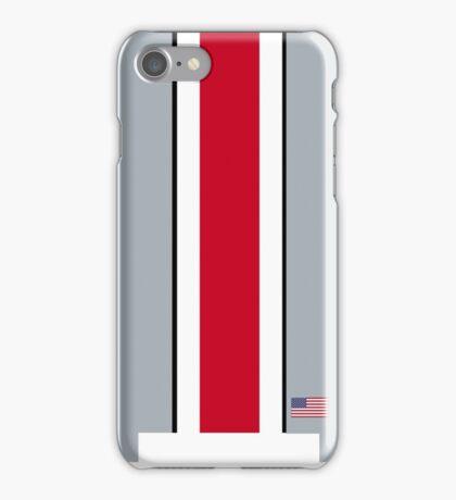 buckeye helmet stripe iPhone Case/Skin