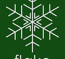 Flake 5 by Adam Wain