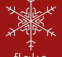 Flake 4 by Adam Wain