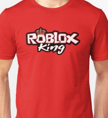 Roblox King Unisex T-Shirt
