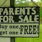 Parents For Sale by Gabrielle  Lees