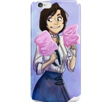 cartoon and cool elizabeth  iPhone Case/Skin