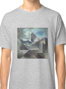 Mountains & Glacier Cuts Classic T-Shirt