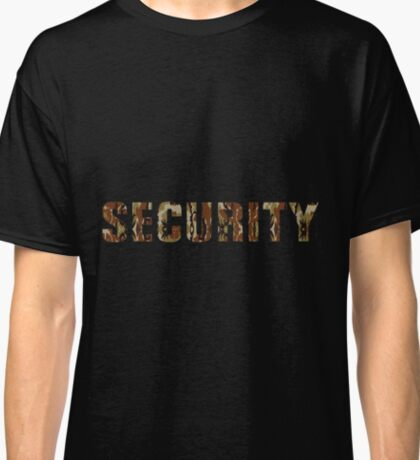 Security Classic T-Shirt
