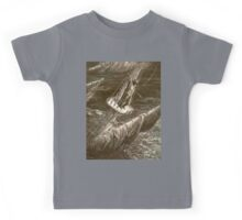 Rime of the Ancient Mariner, Gustave Doré, I Had Done a Hellish Thing, Kids Tee