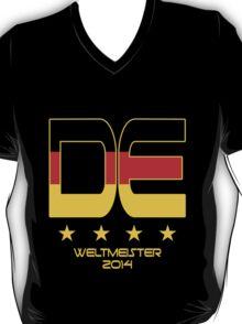 Deutschland - Weltmeister 2014 T-Shirt