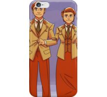 bioshock brothers iPhone Case/Skin