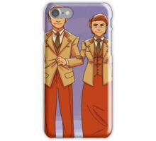 bioshock brothers iPhone Case/Skin