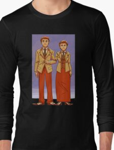 bioshock brothers Long Sleeve T-Shirt