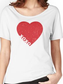 Valentine Heart Women's Relaxed Fit T-Shirt