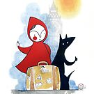 Red & Wolf in London by Paola Vecchi