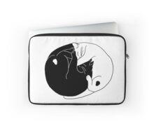 Yin Yang Cats  Laptop Sleeve
