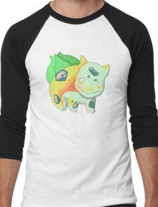 Pokemon- Bulbasaur Men's Baseball ¾ T-Shirt