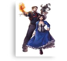 Bioshock realistic and cool design Canvas Print