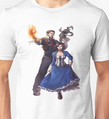 Bioshock realistic and cool design Unisex T-Shirt
