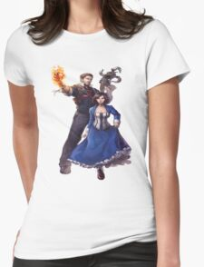 Bioshock realistic and cool design Womens Fitted T-Shirt