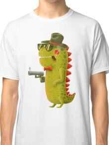 Dino bandito Classic T-Shirt