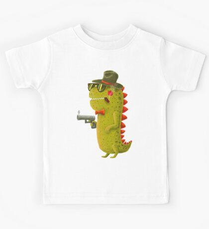 Dino bandito Kids Tee