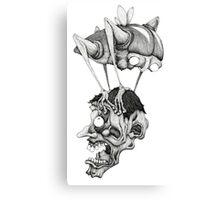 space louse Canvas Print