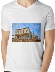 Vacancy Mens V-Neck T-Shirt