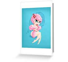 Sweet <3's - Miss Flossy Greeting Card