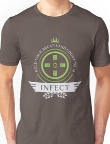 Magic the Gathering - Infect Life Unisex T-Shirt