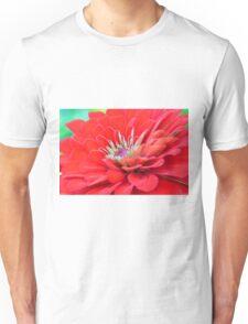 Dahlia Petals Unisex T-Shirt