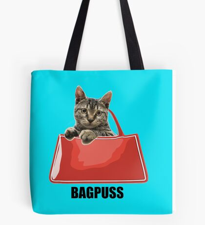 Bagpuss Tote Bag