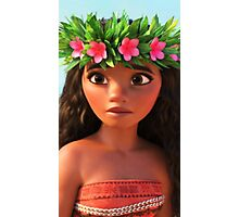 Moana (Disney) Photographic Print
