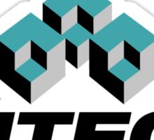 Initech Logo Sticker