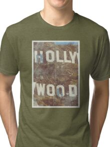 Hooray For Hollywood Tri-blend T-Shirt