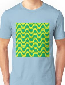 Ipanema beach pattern  Unisex T-Shirt