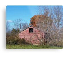 Out Standing Metal Print
