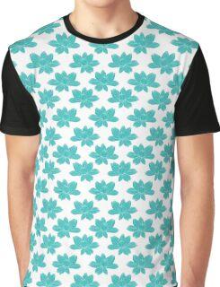 lotus flower pattern Graphic T-Shirt