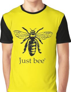 Just bee Graphic T-Shirt