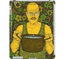 Cook (green) iPad Case/Skin