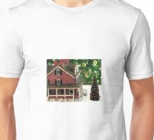 The Gingerbread Mansion Longwood Gardens Christmas 2011 Unisex T-Shirt