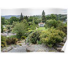 Botanic Garden Dunedin Poster