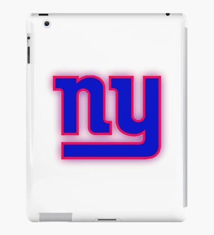 Giants logo iPad Case/Skin