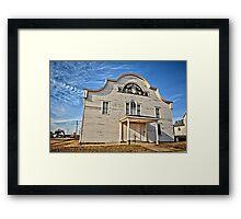 Cesti Bratri No. 104 Framed Print