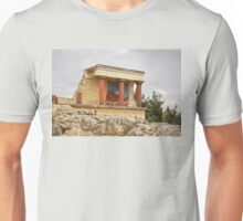 The palace of Knossos Minotaur or Labyrinth Unisex T-Shirt