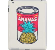 Condensed ananas iPad Case/Skin